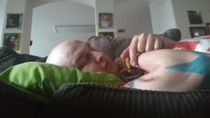 Trent Resting - Late February